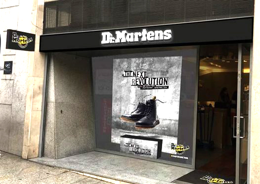 dr martens pop up store madrid popupspain (6)